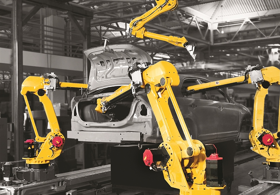 Robotics, handling und machine integration