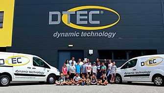 DTEC DTEC supports Kirchdorf Talent Week